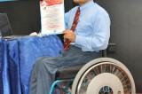 Sri Lanka still unfriendly towards the handicapped
