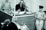 The capture and trial of Nazi war criminal Adolf Eichmann