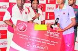 Coke cricket pathways train 60 of the best