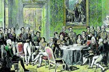 The Congress of Vienna revisited