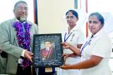 Retirement of Senior Professor Rezvi Sheriff