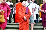Ven. Wirathu at BBS Sangha Council today