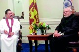 Rajapaksa meets Modi in NY, says13 A not discussed