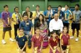 Hansani and Nimesh take TT honours