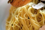 Is reheated pasta less fattening?