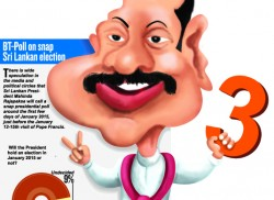 Rajapaksa most likely to hold snap election, BT poll reveals