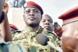 Lieutenant colonel assumes power in Burkina Faso after president flees