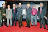 ISO Award for ' Swarna Solutions'