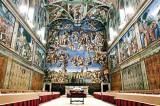 Vatican in bid to protect Michelangelo frescoes