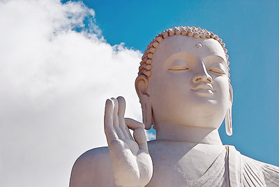 the buddhist point of view on religion and economics The experience of suffering is the starting point of buddhist teaching and of   this belief also appears to stem from a misunderstanding of the buddhist law of  karma  political power may manifest and sustain social and economic  structures.