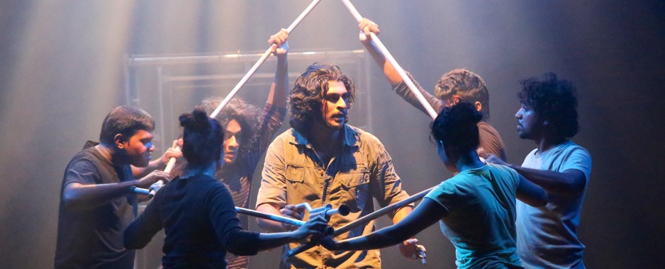 Jehan gets real with Sinhala play