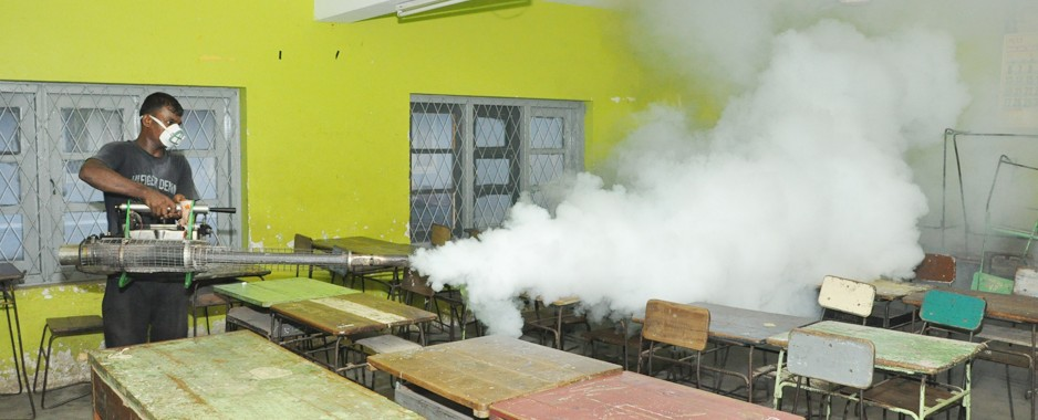 Double trouble from dengue despite campaigns