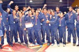 Sri Lanka dominate the boxing tri-nation c'ship