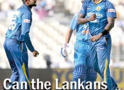 Can the Lankans break the hoodoo ?