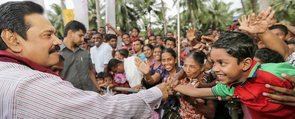 Rajapaksa: Foxier than the Old Fox