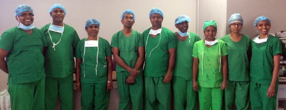 A first at Kalubowila Hospital