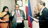 New Honorary Consul of the Philippines
