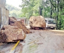 Stop building roads in the wet season, says NBRO