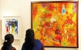 "George Keyt Foundation showcases the best of ""Sri Lankan Art"""