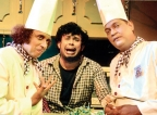 A play of cooks in town