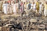 At least 120 dead in Nigeria mosque suicide attack