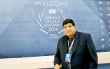 Attygalle elected  FIA Vice President of Asian countries