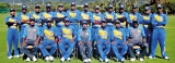 Lankan blind cricketers in the semi-finals