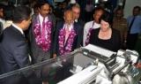 Chevron opens new plant and warehouse at Sapugaskanda