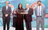 Dialog Axiata bestowed football partner award from FIFA