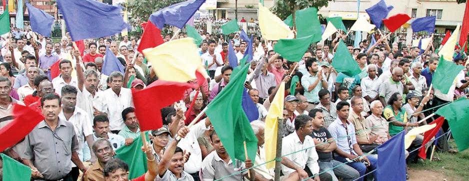 UPFA, NDF all set for do-or-die battle on Jan. 8