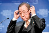 UN Chief, under fire, moves closer to gender parity