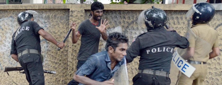 Sri Lanka's economy on risky terrain