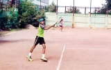 Thevan an outstanding tennis player
