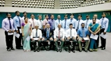 Certificates for Jaffna TT coaches