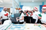 Spreading the joy of Christmas at the Cancer Hospital