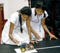 Putting their robotics skills to the test