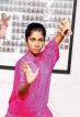 Devki adjudged Best Female Athlete