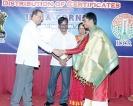 Jaffna Indian Consulates' 'Indian Corner 2013' maiden certificate awards ceremony