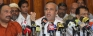 Rajapaksa goes in as underdog, but is no pushover