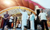 Not deterred by Govt. malpractices as the people support us: Maithripala Sirisena