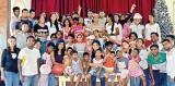 A day of festive fun for children of Lankadhara Balika Home