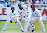 Du Plessis leads South African reply