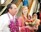 Sri Lanka welcomes 1.5 millionth tourist for 2014