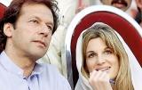 Has Imran Khan secretly married a BBC weather girl?
