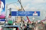 Mahinda says tremendous improvement in economy; Maithri – growth only through temporary measures