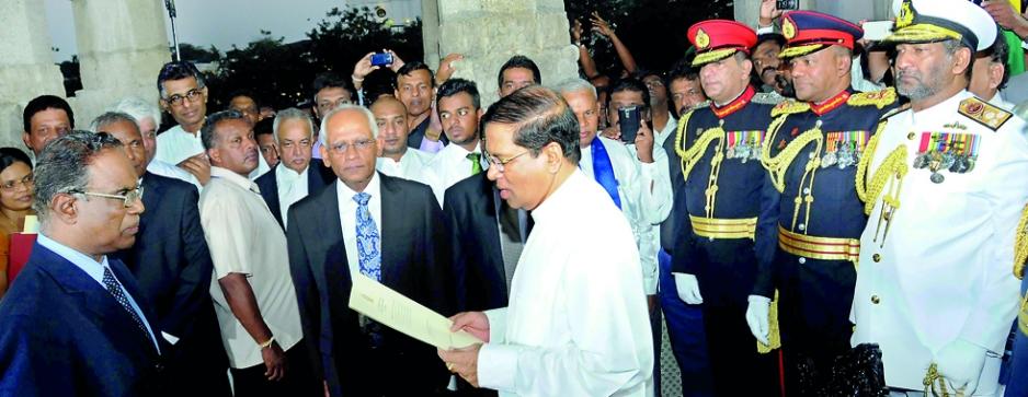 Last few days saw improvement in  Sri Lanka's rule of law scenario