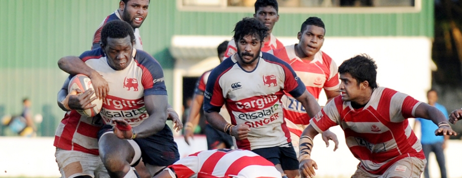 Round one completed, Kandy on top Navy second