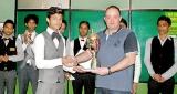 MICH's Fazil wins  novices pot black title