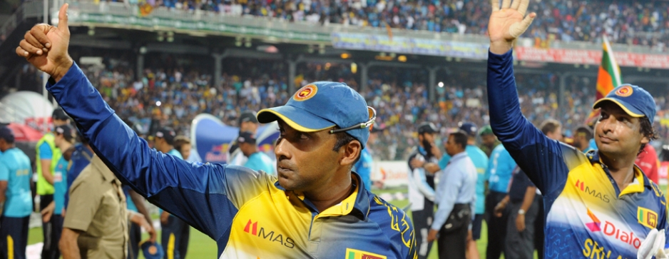 Let's not have an unsung swan song for Sanga and Mahela