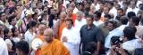 President Maithripala Sirisena visited the Kelaniya Rajamaha Viharaya